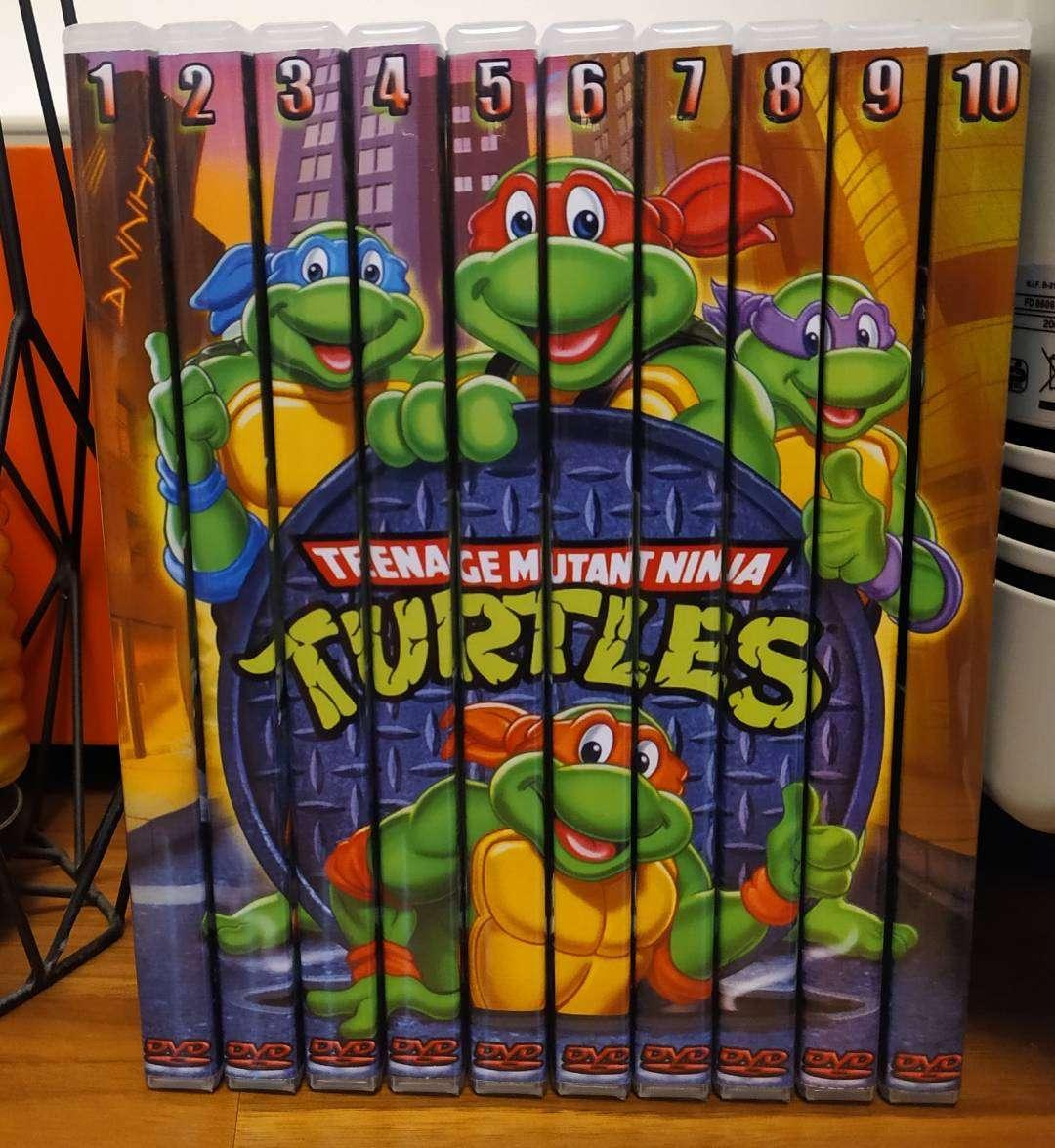Imagen TORTUGAS NINJA: Serie completa de Las tortugas ninja (ninja turtles)