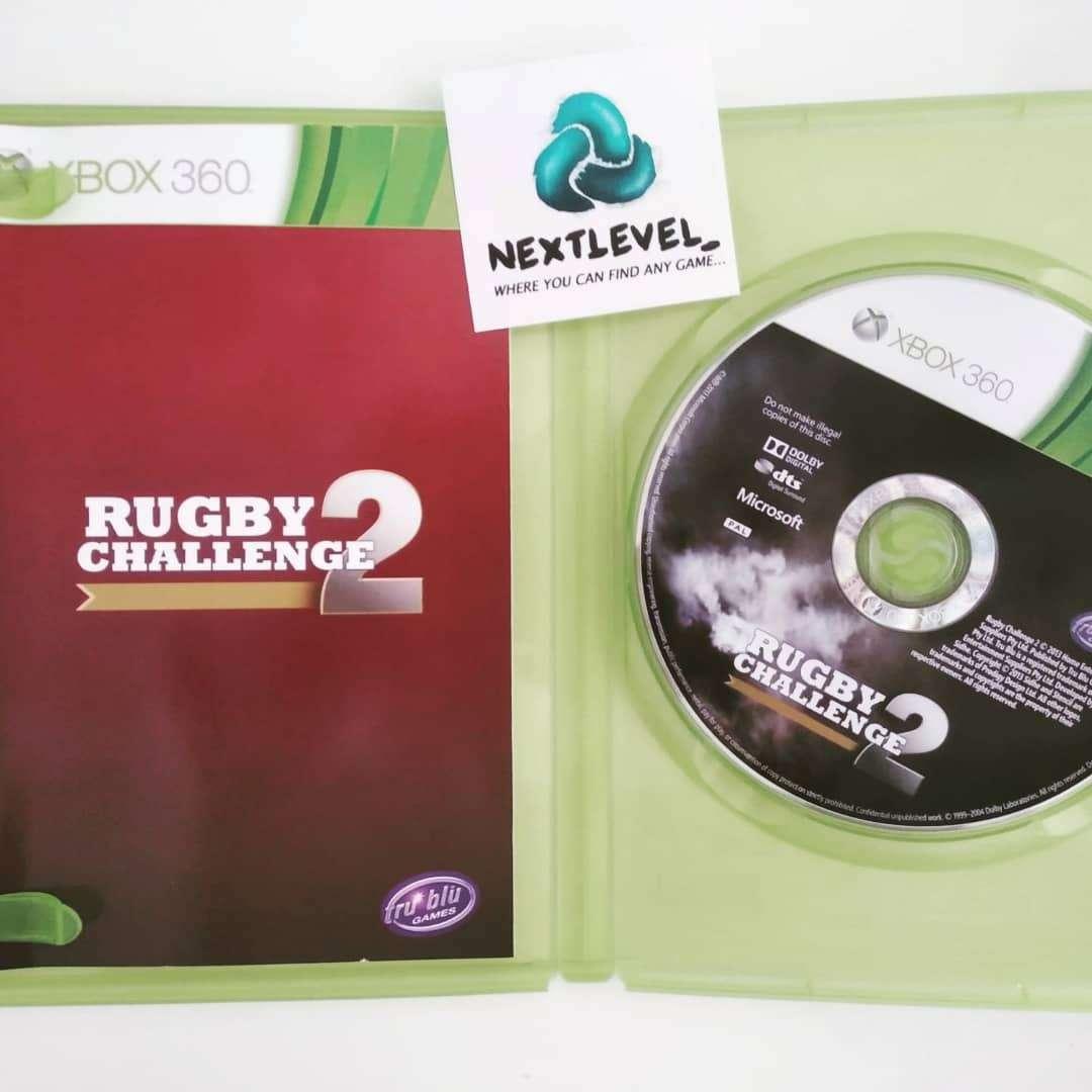 Imagen Rugby challenge 2 XBOX 360