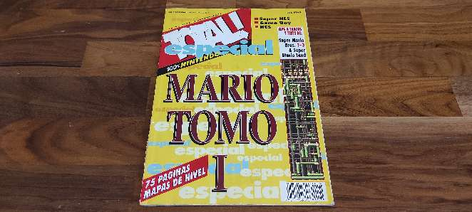 Imagen Guía 1994 Super Mario Bros Mario Land Mario World