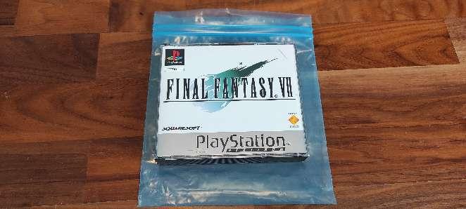 Imagen Final Fantasy 7 Platinum Completo con demo