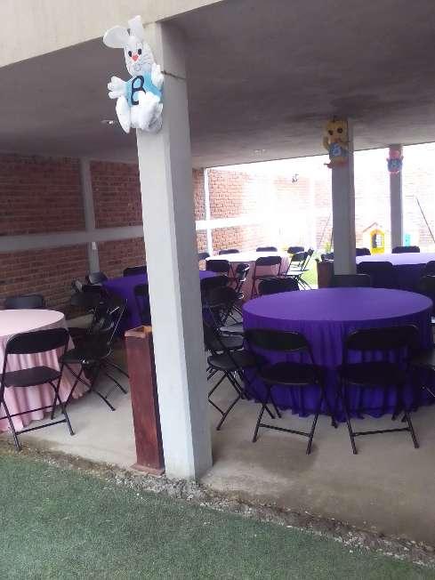 Imagen salón para fiestas infantiles o reuniones familiares